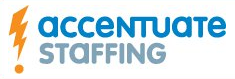 Accentuate Staffing Logo