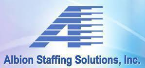 Albion Staffing Solutions Logo