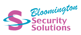 Bloomington Security Solutions Logo