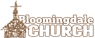 Bloomingdale Church Logo