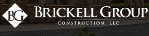 Brickell Group Construction Logo