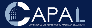 Conference on Asian Pacific American Leadership Logo