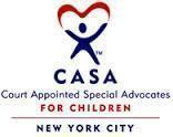 Court Appointed Special Advocates of NYC Logo