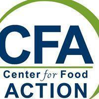 Center for Food Action Logo