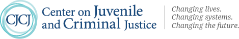 Center on Juvenile and Criminal Justice Logo
