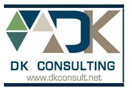 DK Consulting Logo
