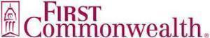 First Commonwealth Bank Logo