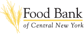 Food Bank of Central New York Logo