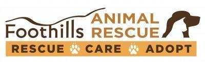 Foothills Animal Rescue Logo