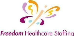 Freedom Healthcare Staffing Logo