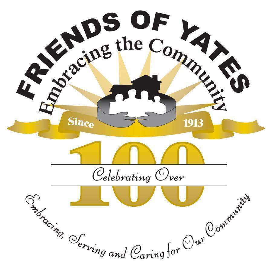 Friends of Yates Inc Logo