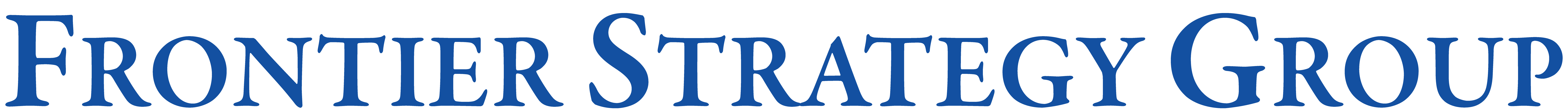 Frontier Strategy Group Logo