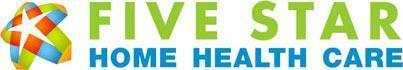 Five Star Home Health Care Logo