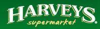 Harveys Supermarkets Logo