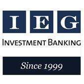 Ieg - Investment Banking Logo