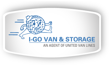 I-Go Van and Storage Co.-An Agent of United Van Lines Logo