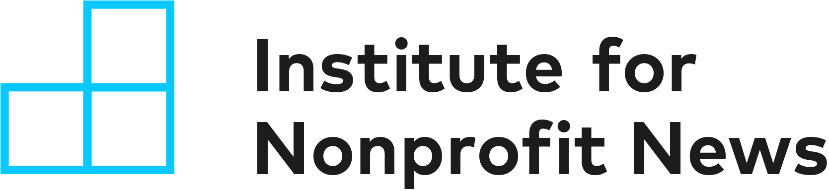 Institute for Nonprofit News Logo