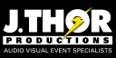 J Thor Productions Logo