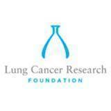 Lung Cancer Research Foundation Logo