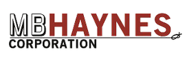 M B Haynes Corporation Logo