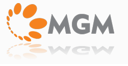 MGM Wireless Logo