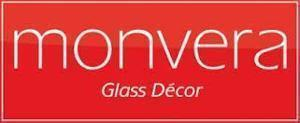 Monvera Glass Decor Logo