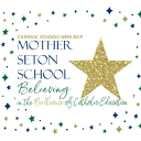 Mother Seton School Logo
