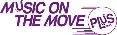 Music on the Move Plus Logo