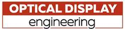 Optical Display Engineering Logo