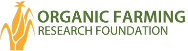Organic Farming Research Foundation Logo