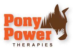 Pony Power Therapies Logo