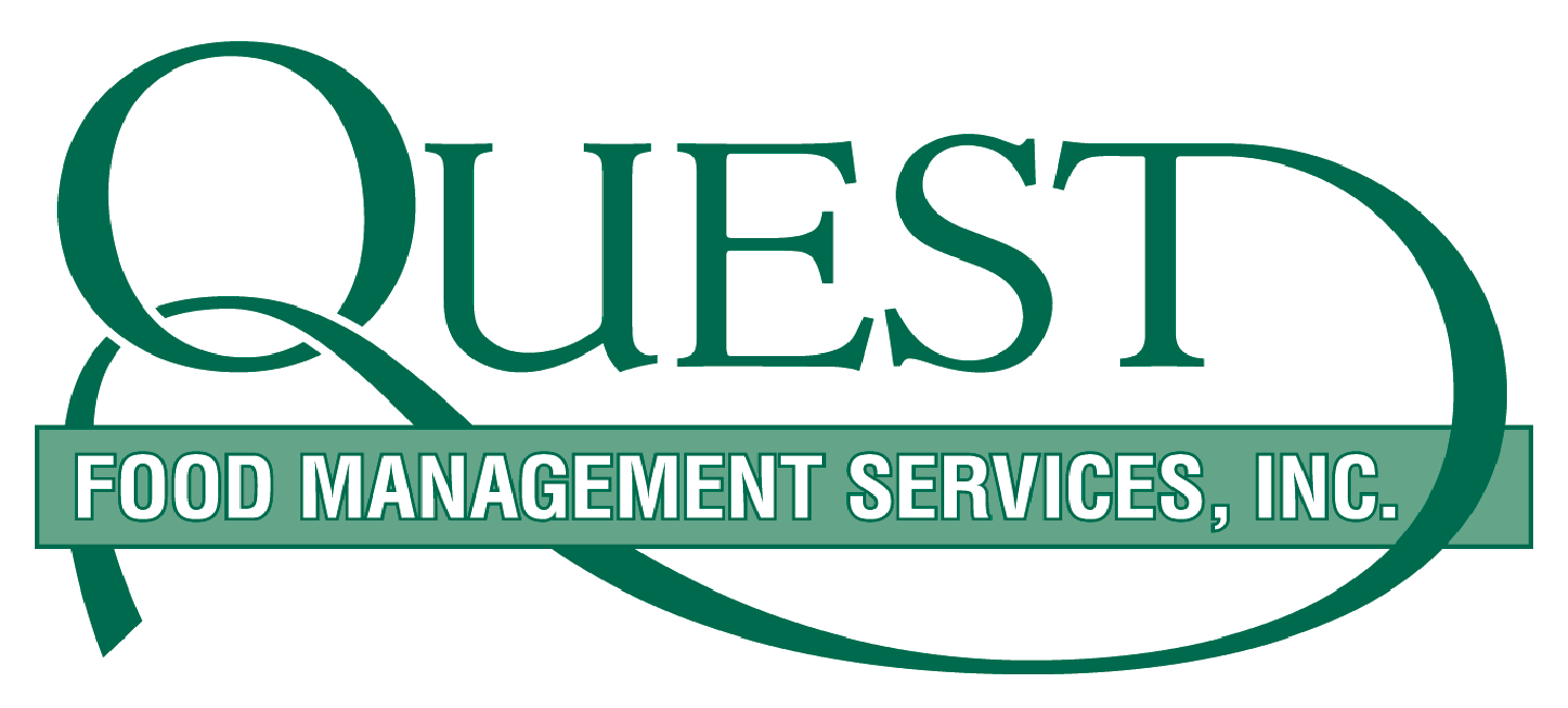 Quest Food Management Services Logo