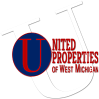 United Properties Of West Michigan Logo