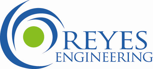 Reyes Engineering Logo