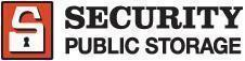 Security Public Storage Logo