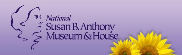 Susan B Anthony House Logo