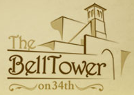 The Bell Tower on 34th Logo