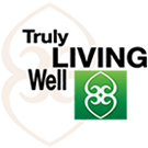 Truly Living Well Center for Natural Urban Agriculture Logo