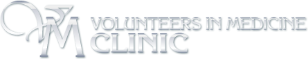 Volunteers in Medicine Clinic Logo