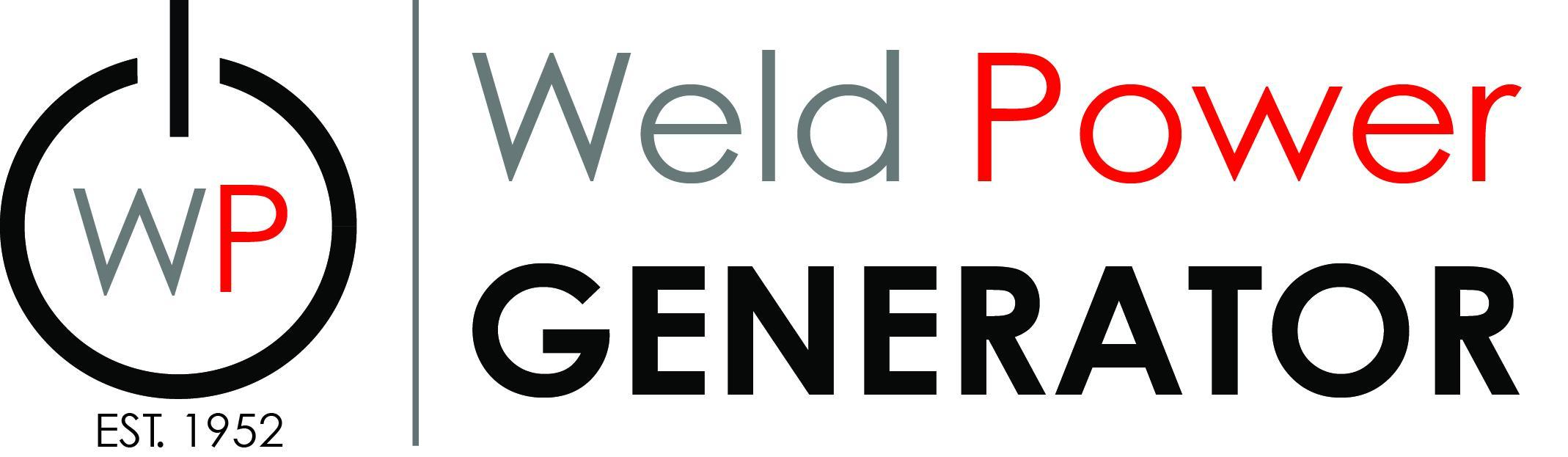 Weld Power Generator Logo