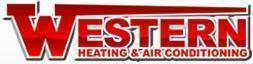 Western Heating and Air Conditioning Logo